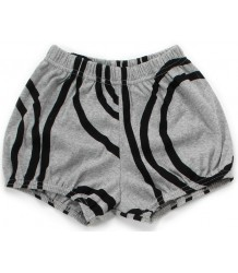 Nununu Yoga Shorts CIRCLE Nununu Yoga Shorts CIRCLE grey melange