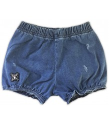 Nununu Denim Yoga Shorts Nununu Denim Yoga Shorts