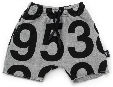 Nununu NUMBERED Sweatshorts