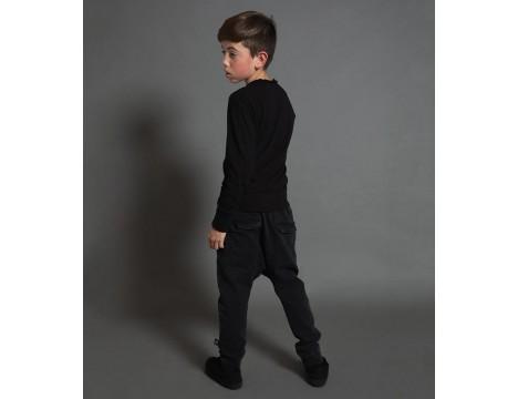 Nununu Diagonal Denim Pants