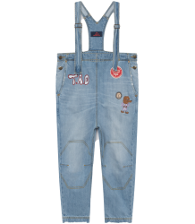 The Animals Observatory Miner Kids Dungaree TAO The Animals Observatory Miner Kids Dungaree TAO