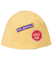 The Animals Observatory Starfish Hat PATCHES The Animals Observatory Starfish Hat PATCHES yellow