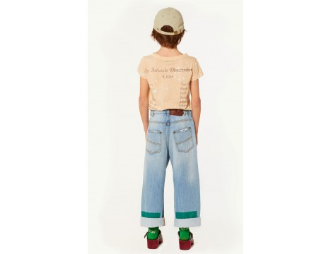The Animals Observatory Ant Kids Pants JEANS
