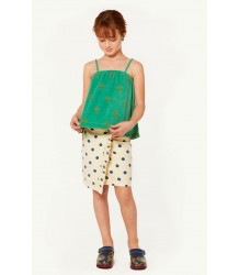 The Animals Observatory Cat Kids Skirt POLKA DOT The Animals Observatory Cat Kids Skirt POLKA DOT