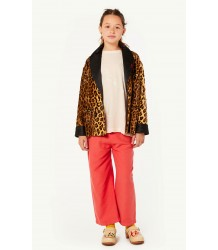 The Animals Observatory Cheetah Kids Coat FUR The Animals Observatory Cheetah Kids Coat FUR