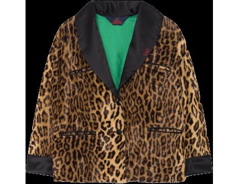 The Animals Observatory Cheetah Kids Coat FUR