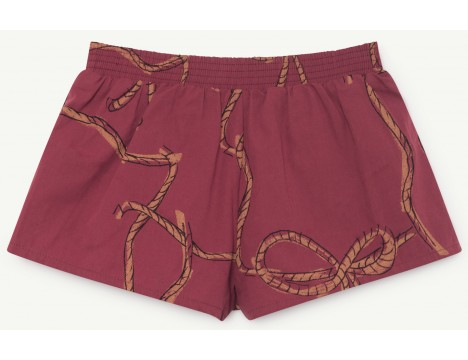 The Animals Observatory Puppy Kids Swim Shorts ROPES