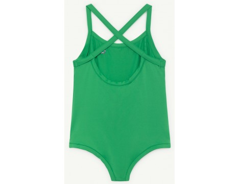 The Animals Observatory Trout Kids Swimsuit SHELLS