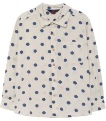 The Animals Observatory Wolf Kids Shirt POLKA DOT The Animals Observatory Wolf Kids Shirt POLKA DOT