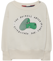 The Animals Observatory Bear Babies Sweatshirt DOG The Animals Observatory Bear Babies Sweatshirt DOG