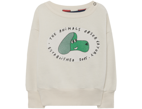 The Animals Observatory Bear Babies Sweatshirt DOG