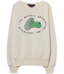The Animals Observatory Big Bear Kids Sweatshirt DOG The Animals Observatory Big Bear Kids Sweatshirt DOG