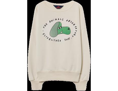The Animals Observatory Big Bear Kids Sweatshirt DOG