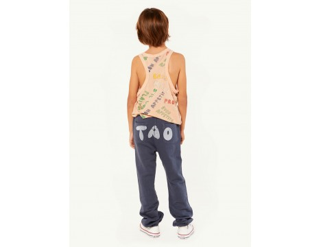 The Animals Observatory Frog Kids T-shirt WORDS