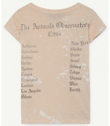 The Animals Observatory Hippo Kids T-shirt SPLASH The Animals Observatory Hippo Kids T-shirt SPLASH