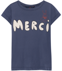 The Animals Observatory Hippo Kids T-shirt MERCI The Animals Observatory Hippo Kids T-shirt MERCI