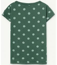 The Animals Observatory Hippo Kids T-shirt POLKA DOT The Animals Observatory Hippo Kids T-shirt POLKA DOT