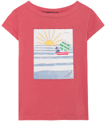 The Animals Observatory Hippo Kids T-shirt LANDSCAPE The Animals Observatory Hippo Kids T-shirt LANDSCAPE