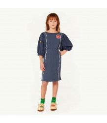 The Animals Observatory Swallow Kids Dress SHELLS The Animals Observatory Swallow Kids Dress SHELLS