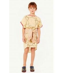 The Animals Observatory Hummingbird Kids Dress ROPES The Animals Observatory Hummingbird Kids Dress ROPES