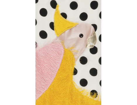 Wauw Capow Parrot Dress