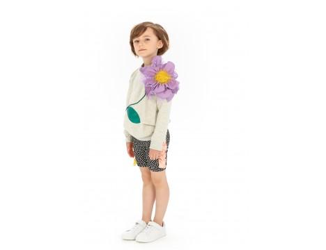 Wauw Capow FLOWER Sweatshirt