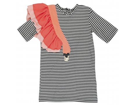Wauw Capow Doris Dreamer STRIPED Dress