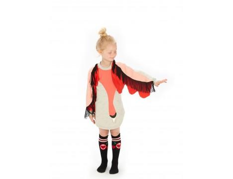 Wauw Capow Wild Swan Dress