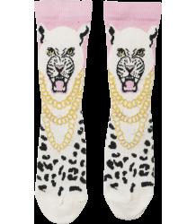 Wauw Capow Pink Predator Socks BangBang CPH Pink Predator Socks