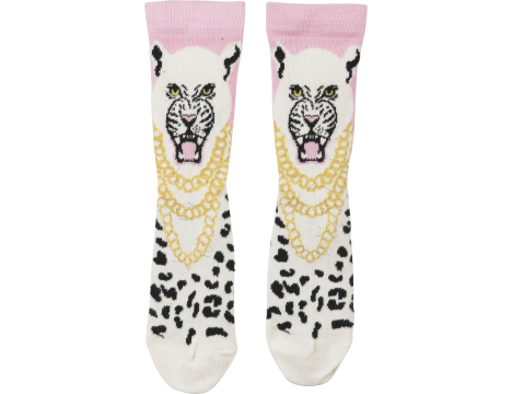 BangBang CPH Pink Predator Socks