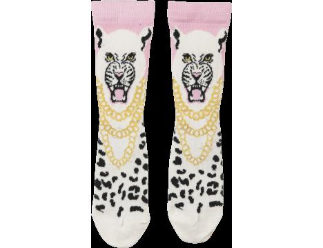 Wauw Capow Pink Predator Socks