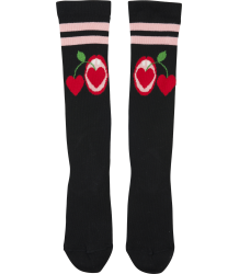BangBang CPH Cherries Knee Socks BangBang CPH Cherries Knee Socks