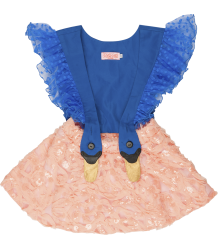 Wauw Capow Bird Girl Frill Dress BangBang CPH Bird Girl Frill Dress