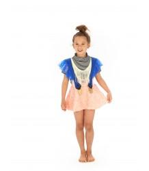 Wauw Capow Bird Girl Frill Dress BangBang CPH Bird Girl Frill Dress