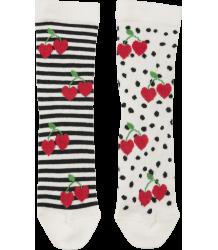Wauw Capow Berry Boom Socks BangBang CPH Berry Boom Socks
