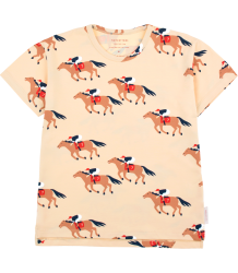 Tiny Cottons SS Tee HORSE FUN RUN Tiny Cottons SS Tee HORSE FUN RUN