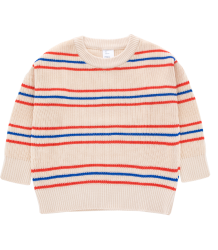 Tiny Cottons Knitted Sweater STRIPES Tiny Cottons Knitted Sweater STRIPES