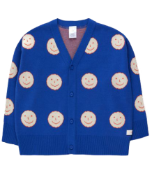 Tiny Cottons HAPPY FACE Cardigan Tiny Cottons HAPPY FACE Cardigan