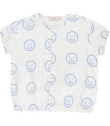 Tiny Cottons HAPPY FACE SS Blouse Tiny Cottons HAPPY FACE SS Blouse