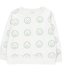 Tiny Cottons Sweatshirt HAPPY FACE Tiny Cottons Sweatshirt HAPPY FACE