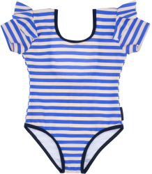 Tiny Cottons STRIPES Frills Swimsuit Tiny Cottons STRIPES Frills Swimsuit