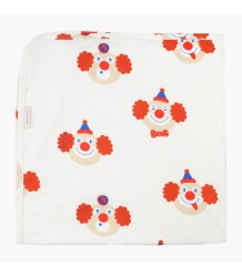 Tiny Cottons CLOWNS Blanket Tiny Cottons CLOWNS Blanket