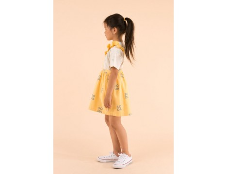 Tiny Cottons SODA Frills & Braces Skirt