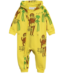 Mini Rodini COOL MONKEYS aop Onesie Mini Rodini COOL MONKEYS aop Onesie