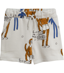 Mini Rodini COOL MONKEYS aop Sweatshorts Mini Rodini COOL MONKEYS aop Sweatshorts