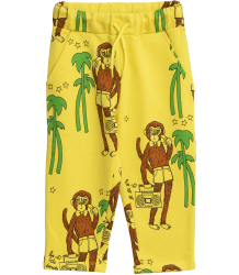 Mini Rodini COOL MONKEYS aop Sweatpants Mini Rodini COOL MONKEYS aop Sweatpants