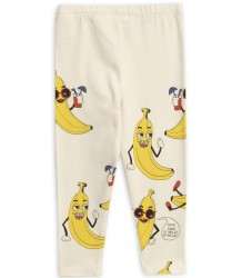 Mini Rodini BANANA aop Leggings Mini Rodini BANANA aop Leggings