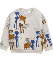 Mini Rodini COOL MONKEYS aop Sweatshirt Mini Rodini COOL MONKEY aop Sweatshirt