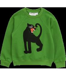 Mini Rodini PANTHER SP Sweatshirt Mini Rodini PANTHER SP Sweatshirt green