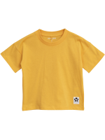 Mini Rodini Solid Cotton SS Tee Mini Rodini Solid Cotton SS Tee